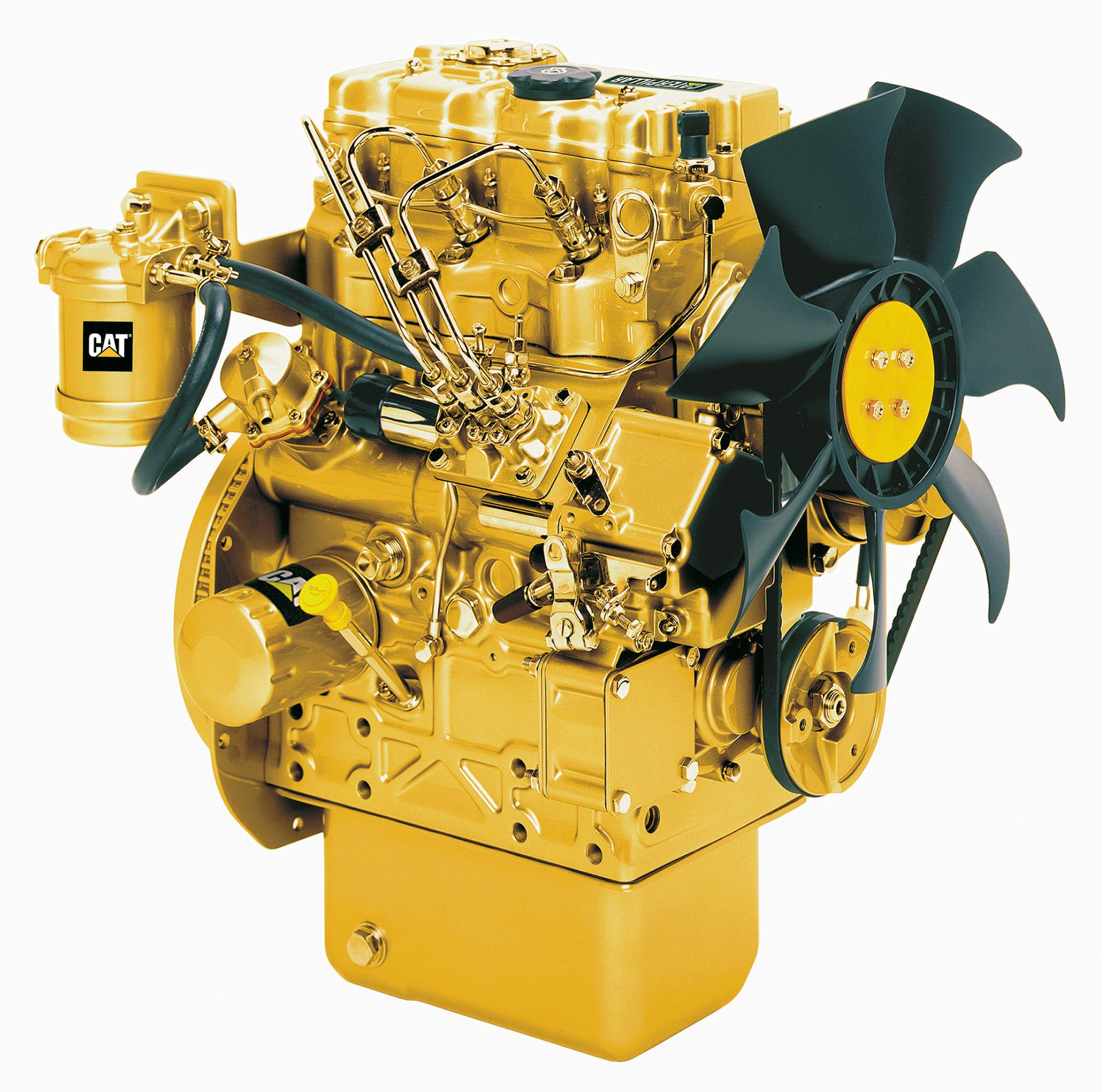 C1.1 LRC Diesel Engines – Lesser Regulated & Non-Regulated