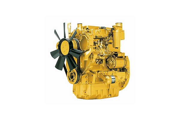 New Cat Industrial Diesel Engines Lesser Regulated Amp Non