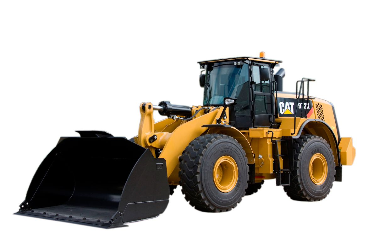 New CaterpillarWheel-Loaders