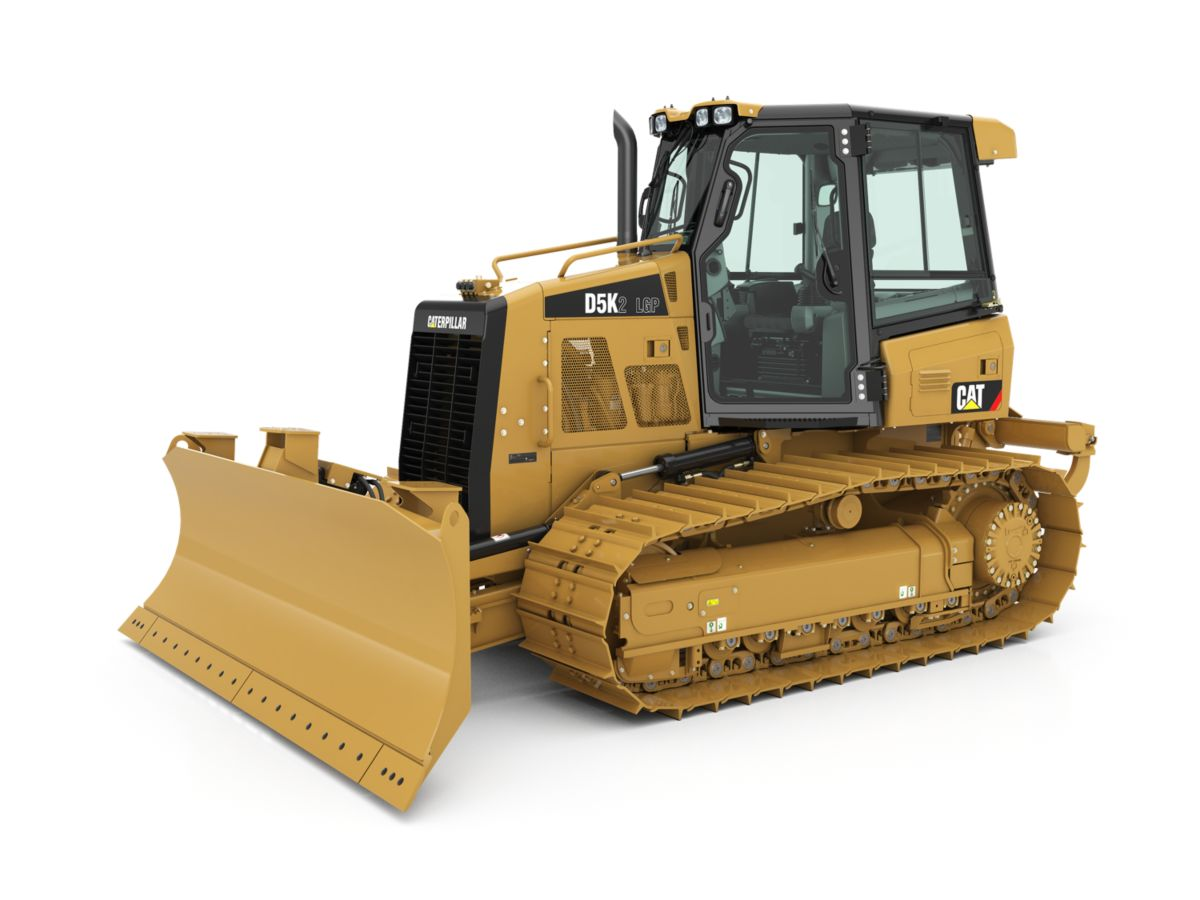 New Caterpillar Small Dozers