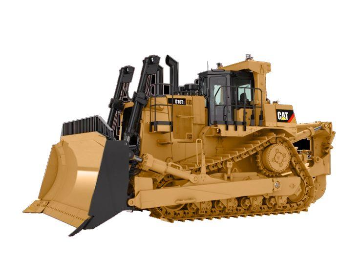Tracteurs - D10T2