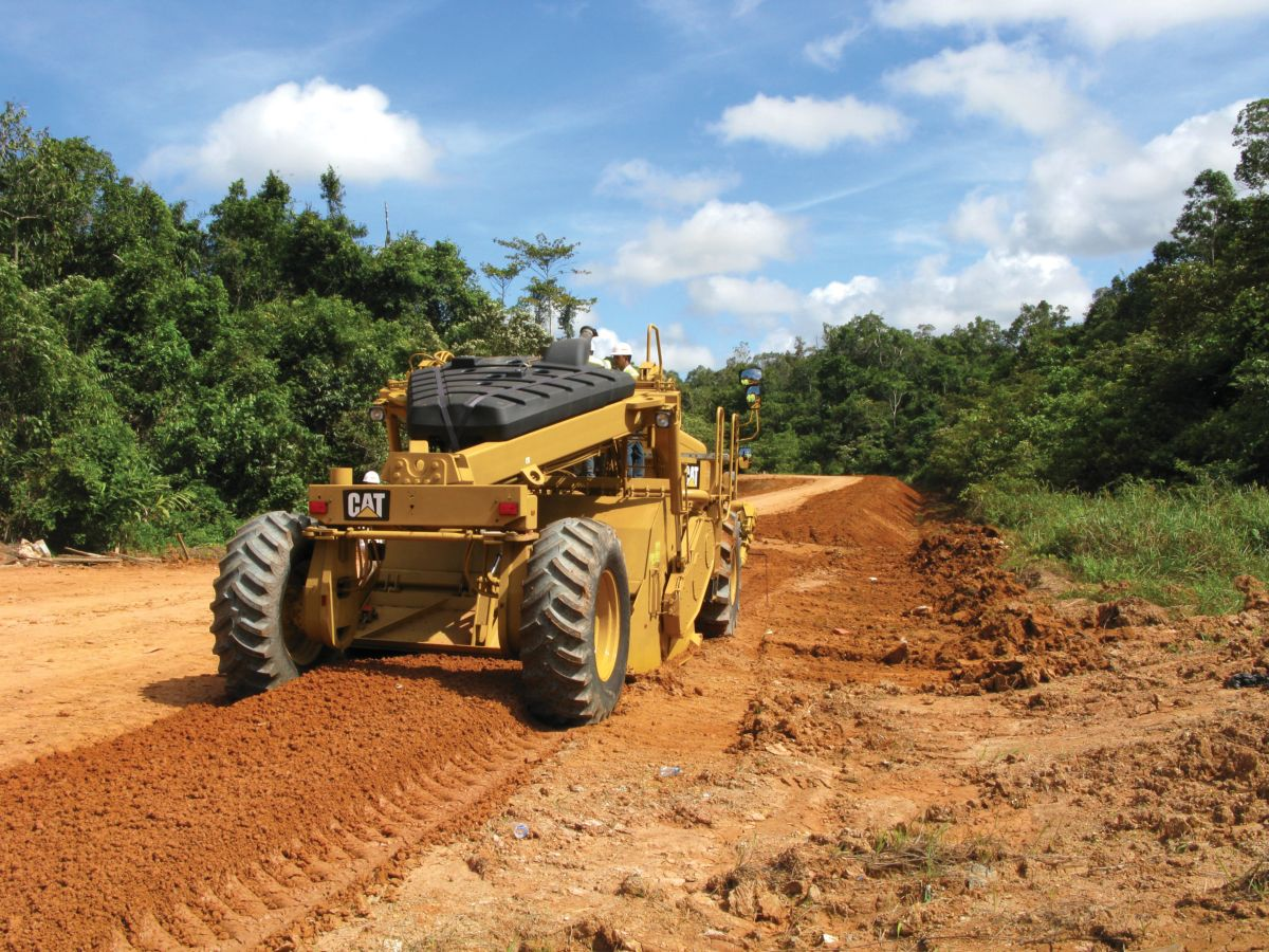 RM300 Road Reclaimer>