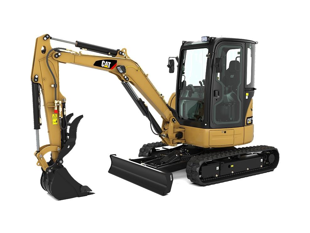 303.5E CR Mini Hydraulic Excavator