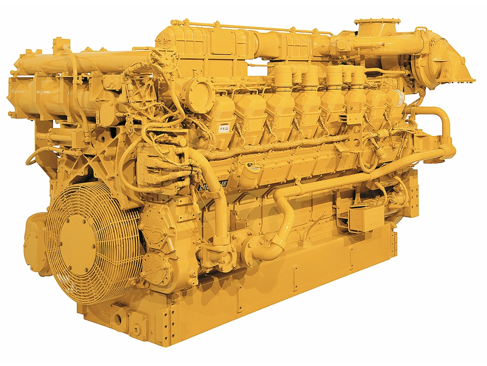 3516 LRC Diesel Engines - Lesser Regulated & Non-Regulated