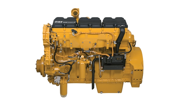 C18 LRC Diesel Engines - Lesser Regulated & Non-Regulated
