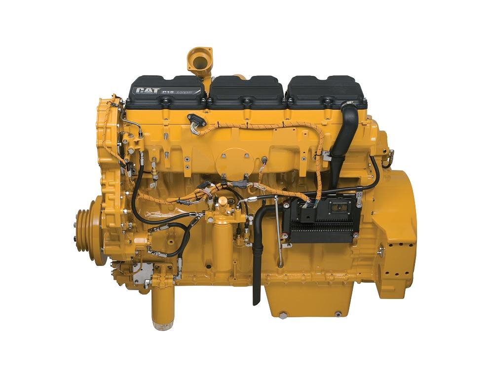 C18 LRC Diesel Engines - Lesser Regulated & Non-Regulated