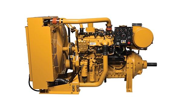 C7 ACERT™ LRC Industrial Power Unit Diesel Power Units - Lesser Regulated & Non-Regulated