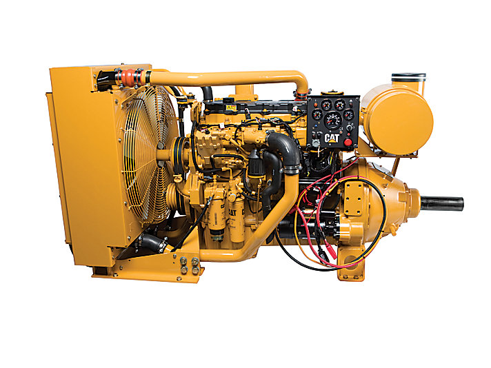 C9 ACERT™ LRC Industrial Power Unit  Diesel Power Units - Lesser Regulated & Non-Regulated