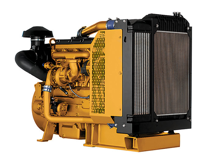 C4.4 LRC Industrial Power Unit Diesel Power Units - Lesser Regulated & Non-Regulated