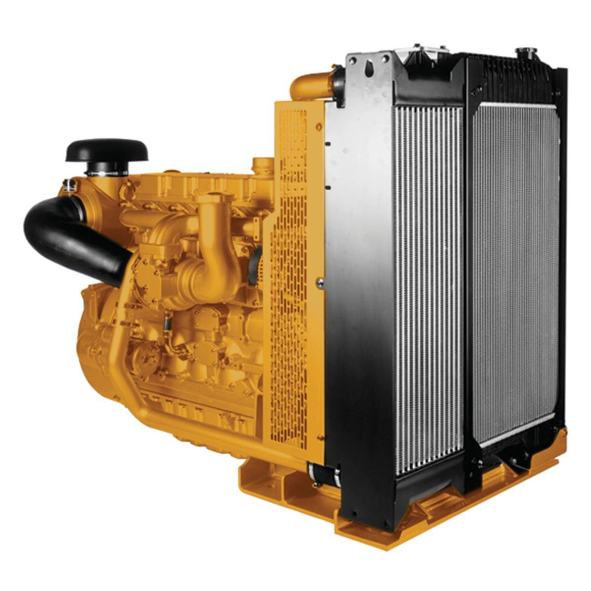 C6.6 LRC Industrial Power Unit  Diesel Power Units - Lesser Regulated & Non-Regulated