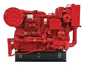 3516 Fire Pump Diesel Fire Pumps - Highly & Lesser Regulated