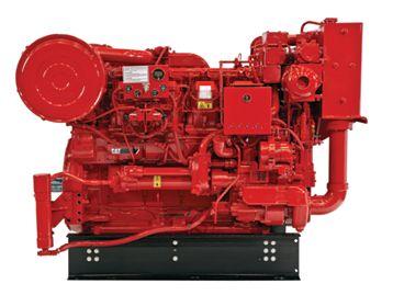 3512 - Diesel Fire Pumps