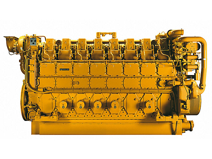 3616 LRC  Diesel Engines - Lesser Regulated & Non-Regulated