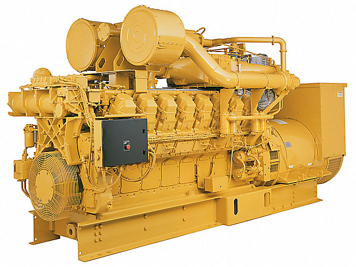 Cat Natural Gas Engine Specs
