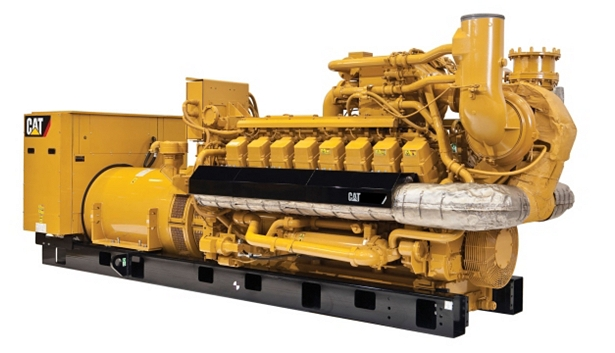 G3516H  Gas Generator Sets
