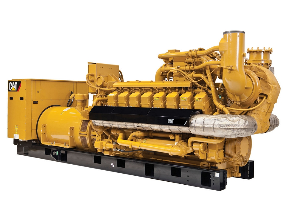 G3516H  Gas Generator Sets