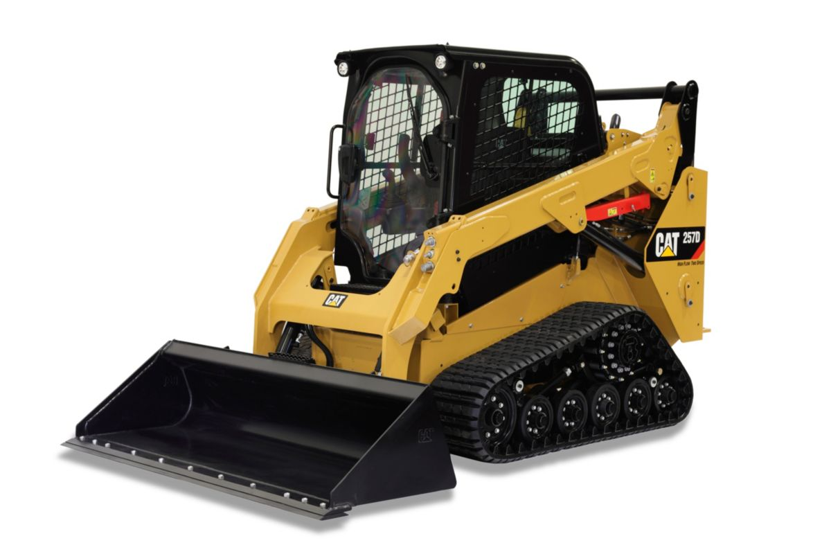 New Caterpillar 257D