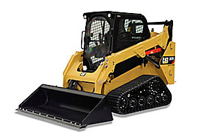 New Cat Compact Track Loaders
