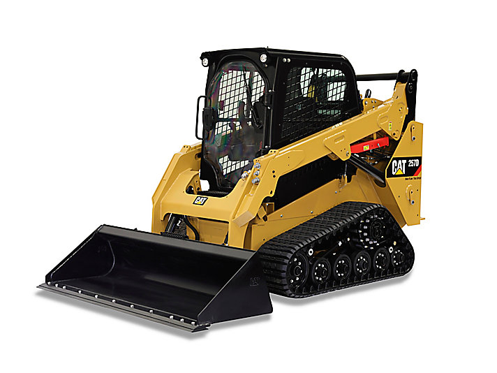 257D Multi Terrain Loader