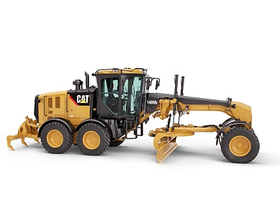 New Caterpillar 140M2 AWD Motor Grader - Cleveland Brothers Cat