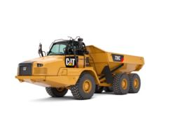 Articulated Truck Bare Chassis