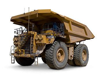 Cat Mining Trucks Haul Trucks Caterpillar