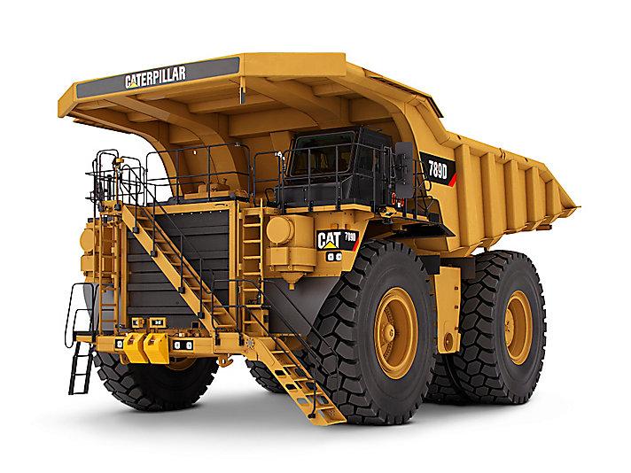 Camión Minero 789D   Finning CAT