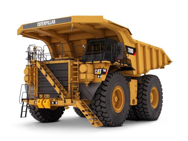 Off-Highway Trucks - 789D