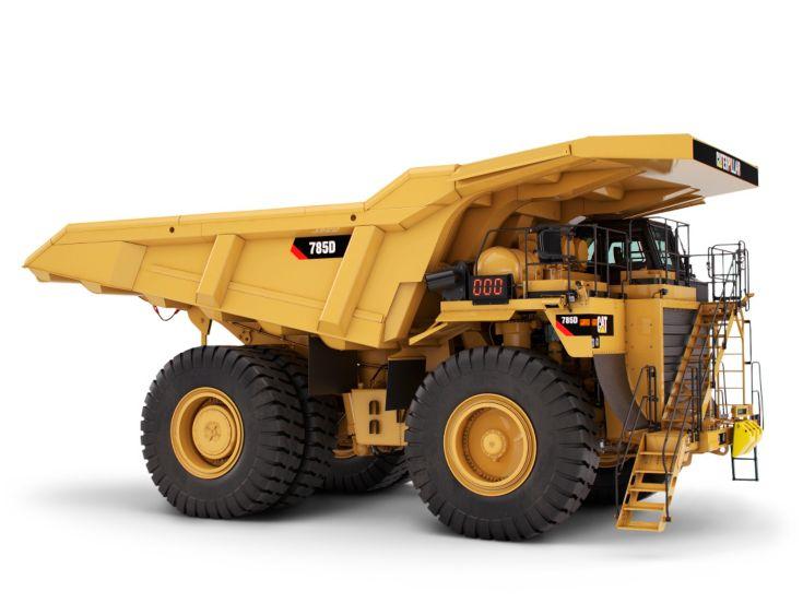 Off-Highway Trucks - 785D