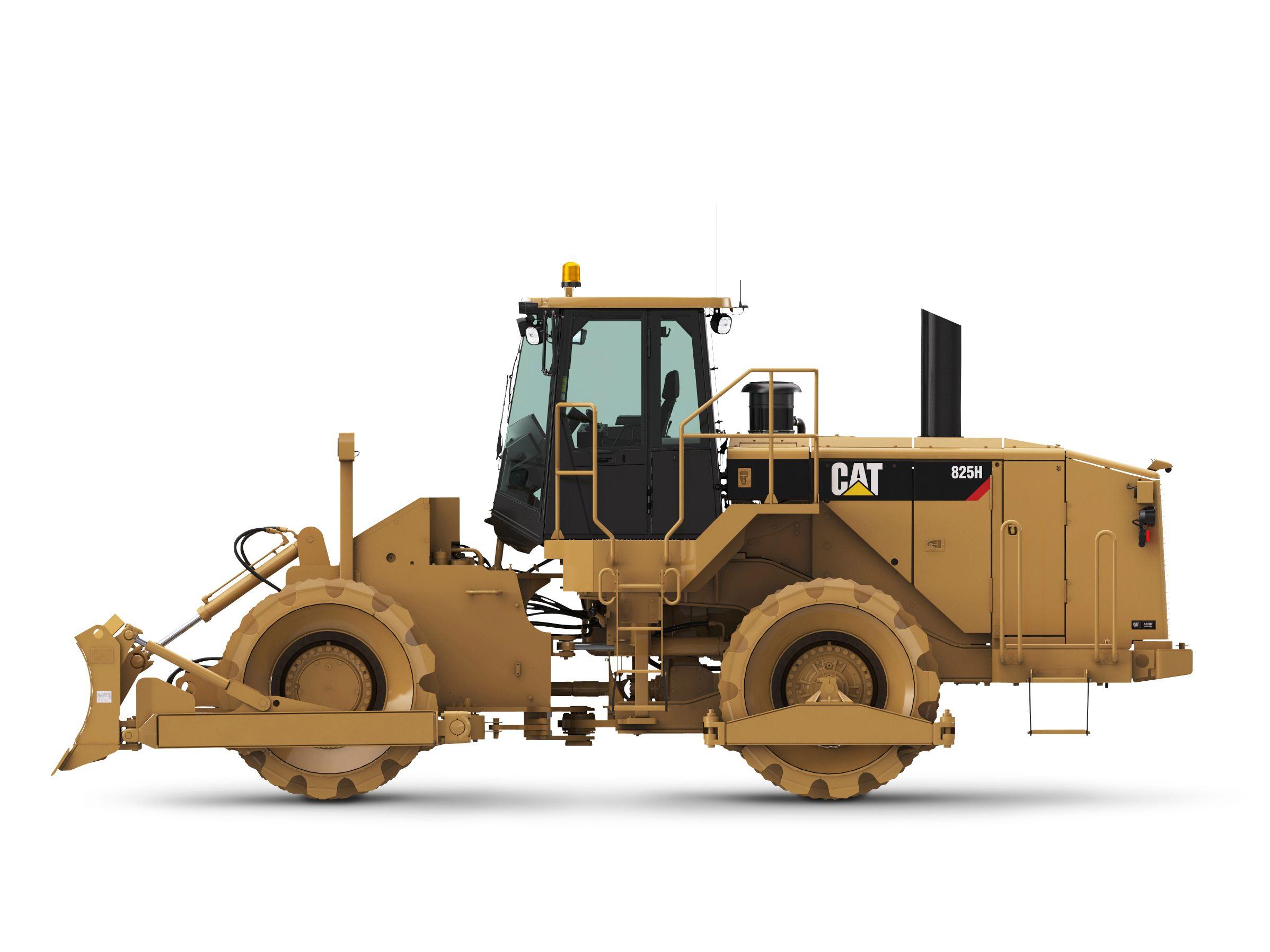 New Caterpillar Soil Compactors