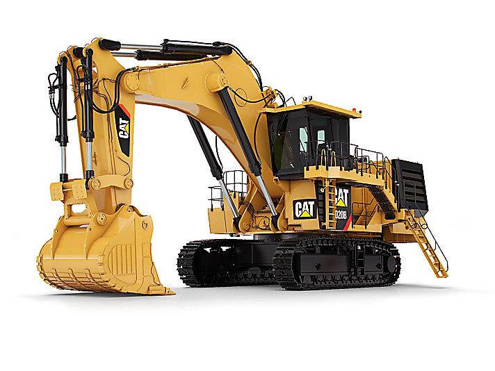 Cat | 6020B Hydraulic Shovel | Caterpillar