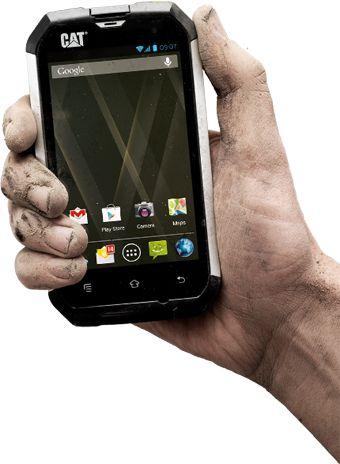 Cat B15Q Smart Phone