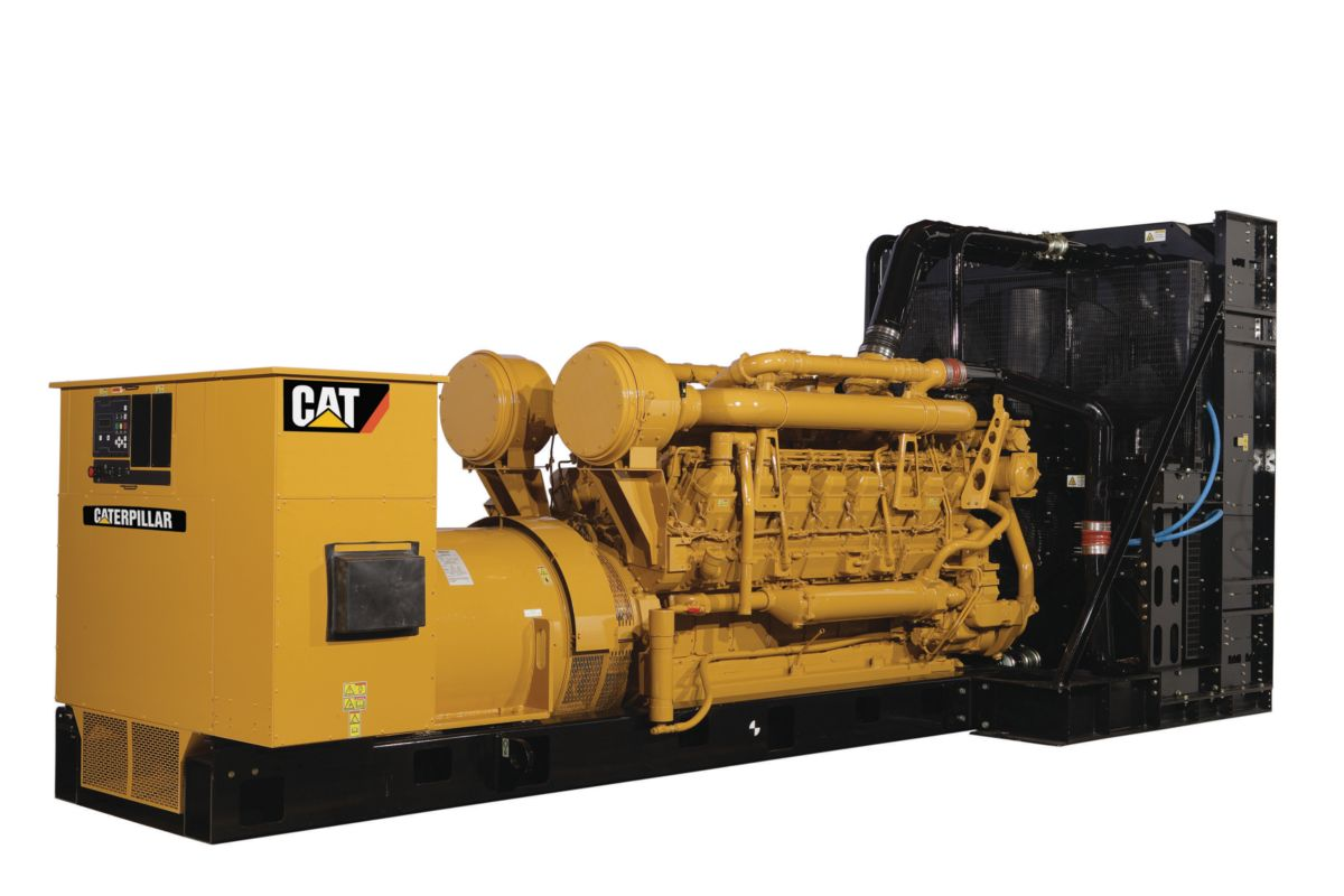 Cat Natural Gas Generator V