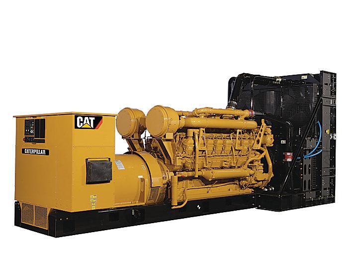 Diesel-Stromaggregate