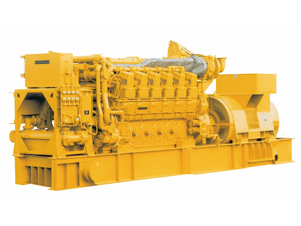 Caterpillar Diesel 3616 manual