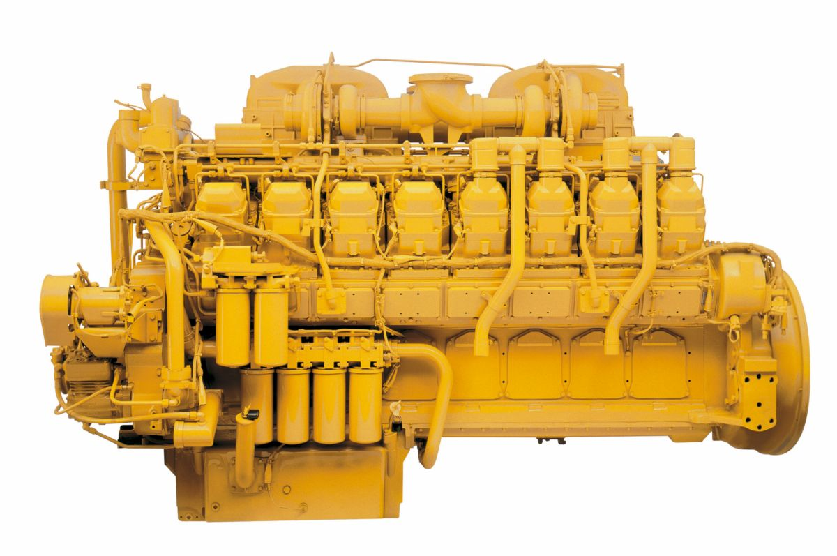 3516 Land Drilling Engines