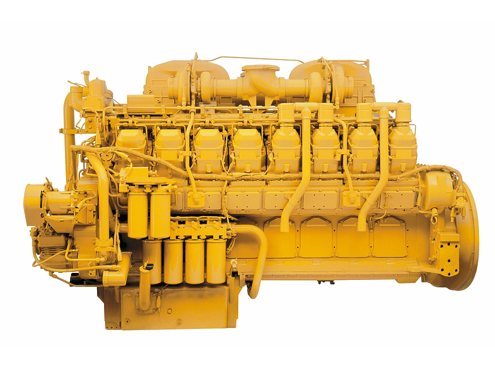 3516 Land Drilling Engines