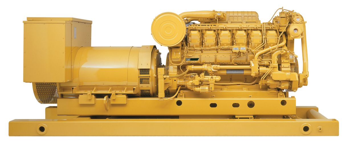 product-3512B Offshore Generator Set