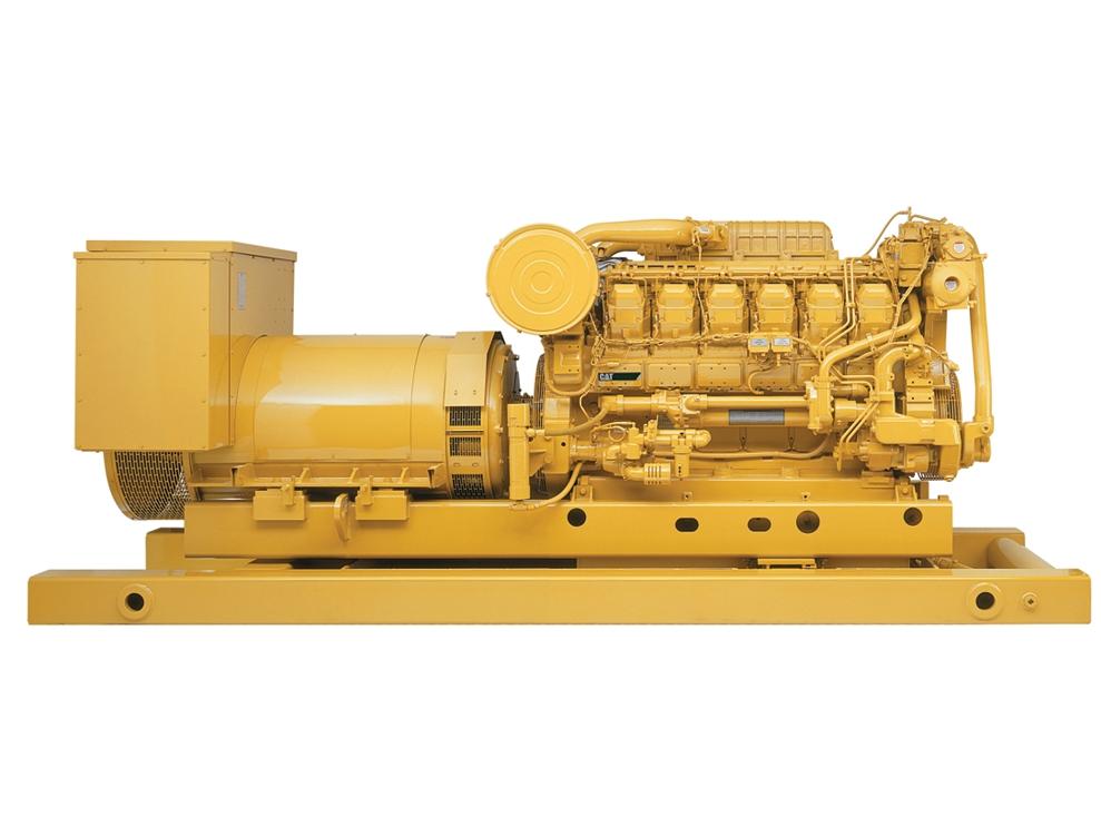 3512B Offshore Generator Set