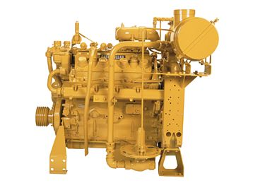 G3408 - Gas Compression Engines