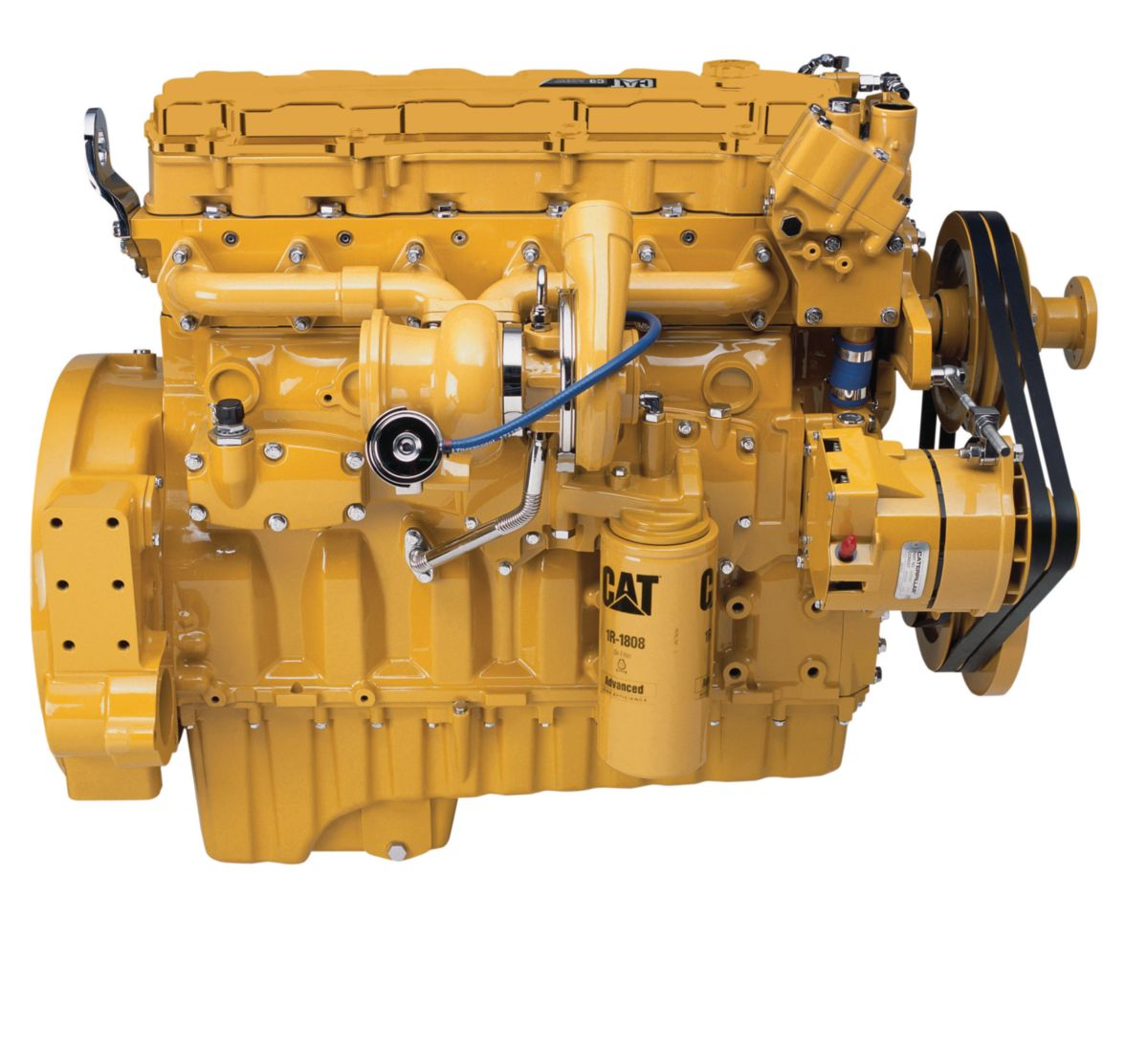 C9 ACERT™ Dry Manifold Engine  Well Servicing Engines>