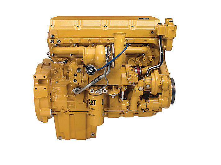 Cat | C13 ACERT™ Dry Manifold Petroleum Engine | Caterpillar