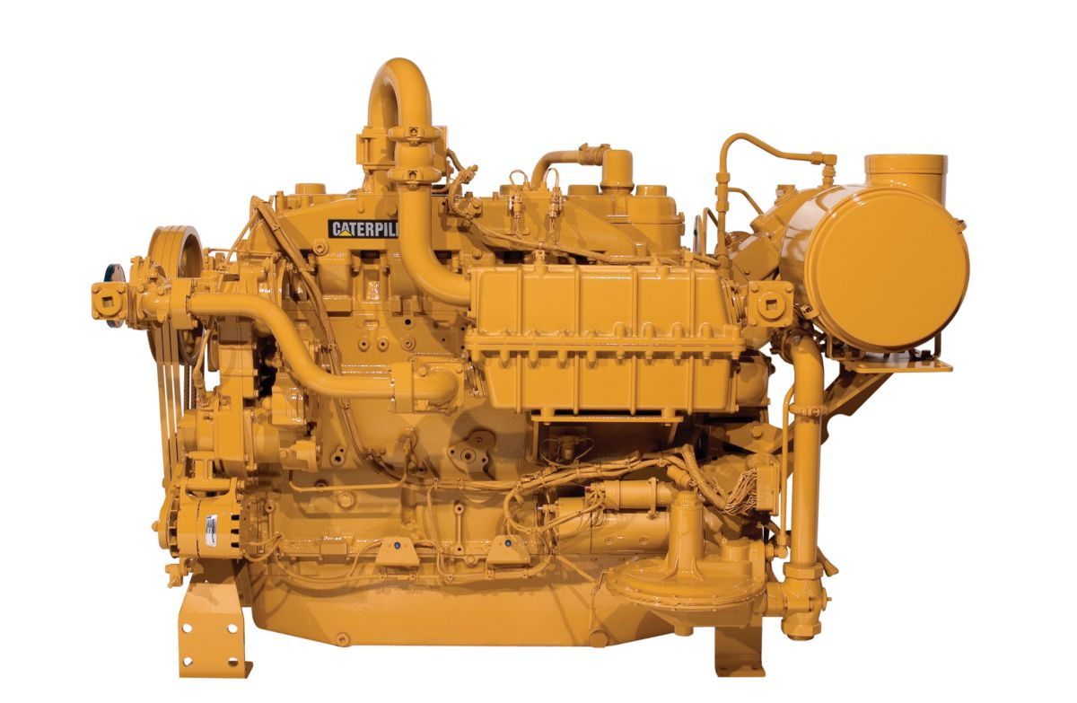 G3304B Gas Compression Engine