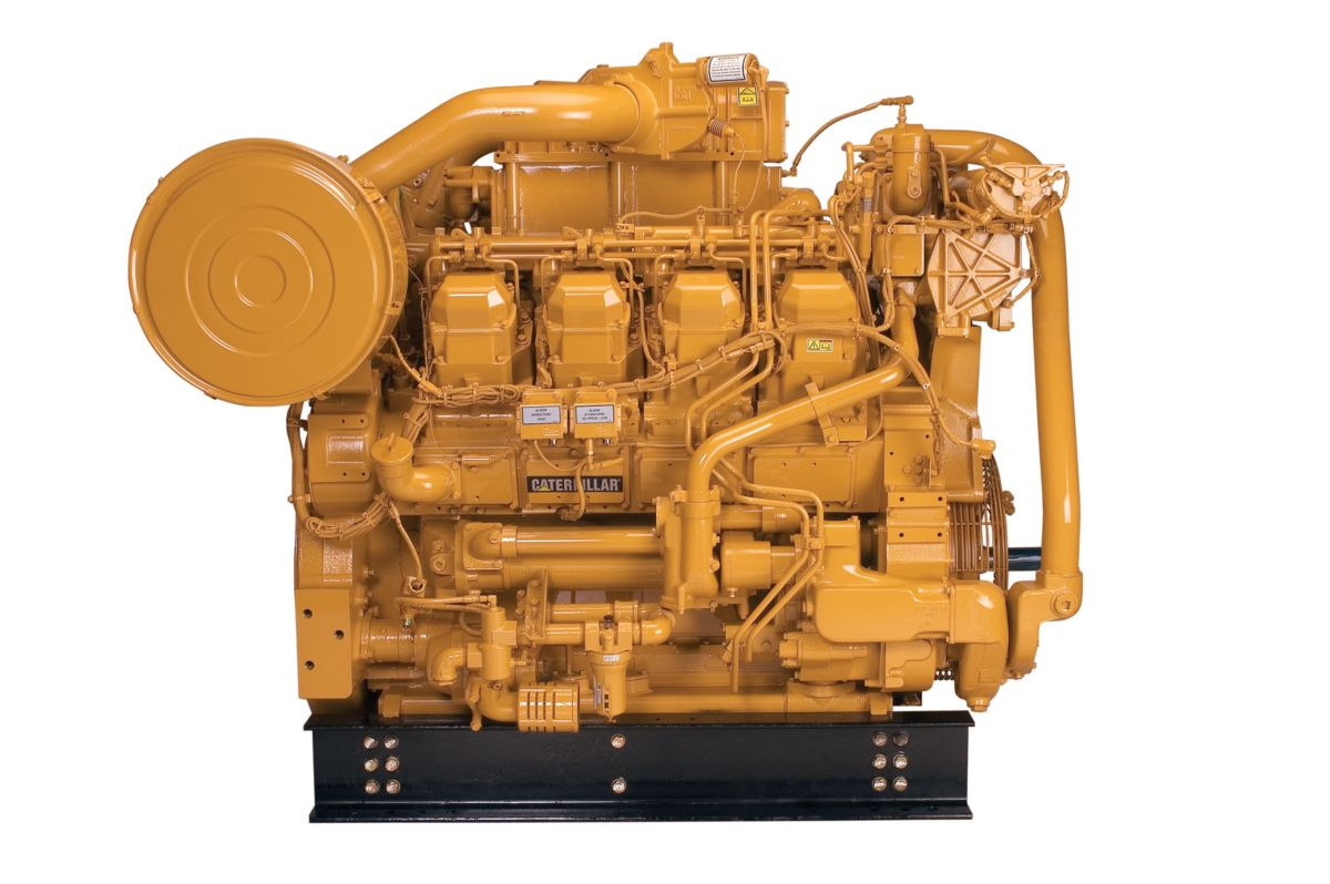 3508B Land Drilling Engines>