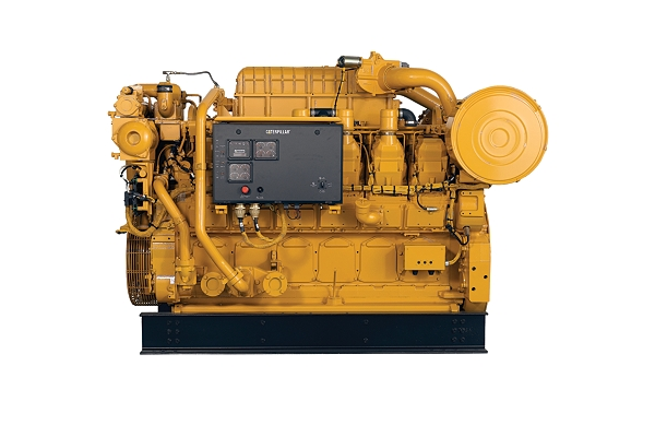 Land Electric Drive Engines