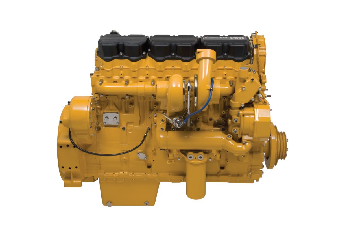C18 ACERT Land Drilling Engines>