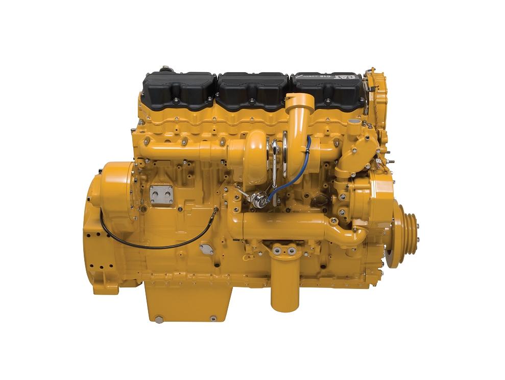 C18 ACERT™ Dry Manifold Petroleum Engine