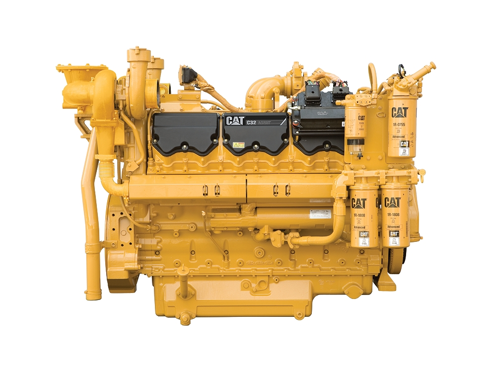 C32 ACERT™ Dry Manifold Petroleum Engine Well Servicing Engines