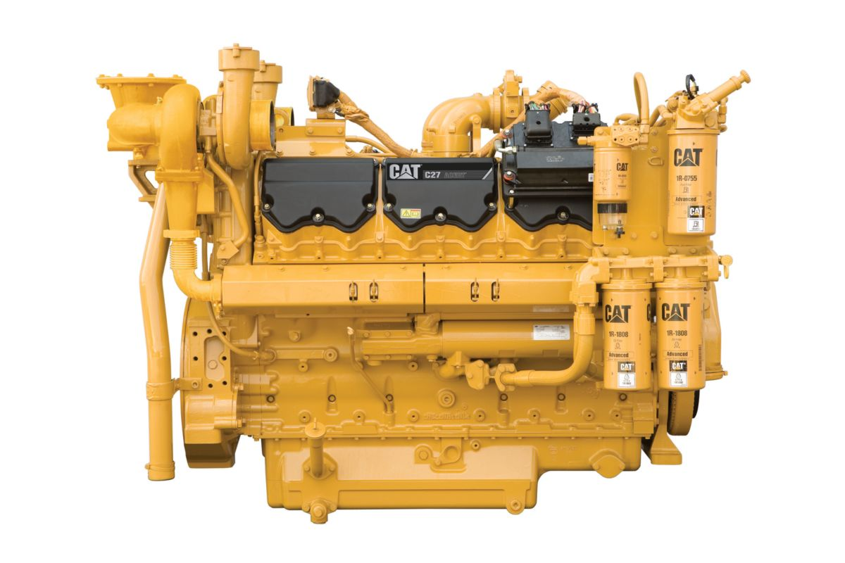 C27 ACERT Land Drilling Engines