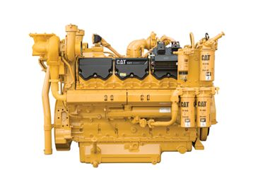 C27 ACERT™ - Land Mechanical Engines